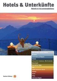 Hotels & Unterkünfte - Einsiedeln