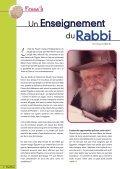 Télécharger le magazine - Hassidout - Page 6