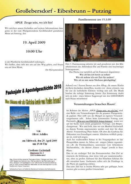 Pfarrblatt Ausgabe 2-2009_Abfallend - Kopie.pub - Pfarren ...