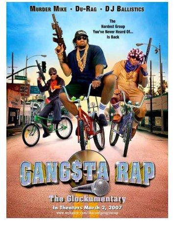 gangsta rap: the glockumentary busts into la theaters ... - C2itmedia