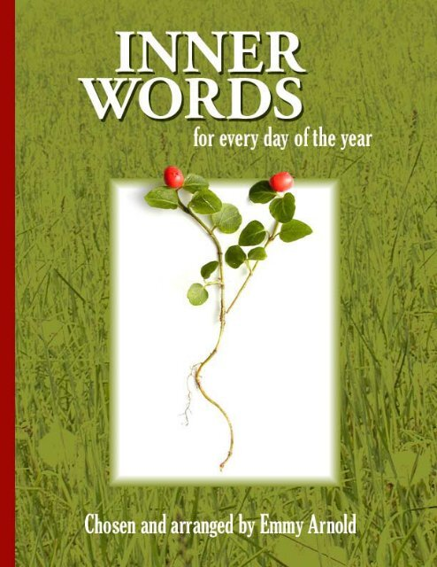 Inner words for every day of the year - C2itmedia