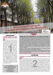 Télécharger et lire le document - Association des Amis de la ...