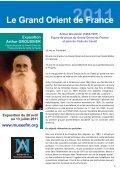 INAUGURATION PUBLIQUE du Temple Arthur GROUSSIER ... - Page 6