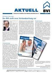 BVI magazin