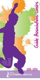 Guide Associations Loisirs - Forum des associations