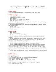 Program putovanja u Poljsku Krakov i okolina - Polonia-serbia.org