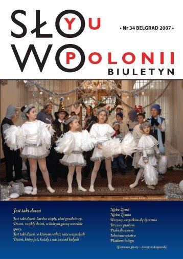 Jest taki dzień - Polonia-serbia.org