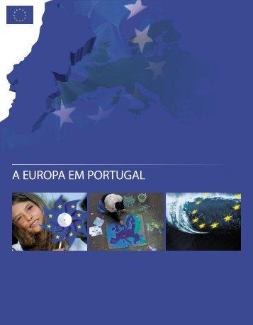 A EUROPA EM PORTUGAL - EMCDDA