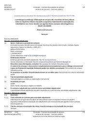 Luxemburgo-Luxemburgo: Elaboração de um guia não ... - Infoeuropa