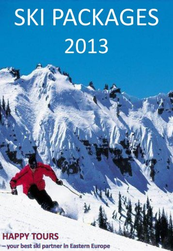 ski package - Happy tours