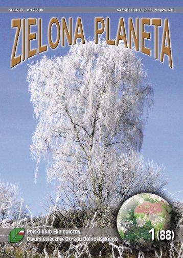 styczeń – luty 2010 nakład 1500 egz. • issn 1426-6210 - Polski Klub ...