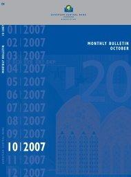 Monthly Bulletin October 2007 - Eurocid