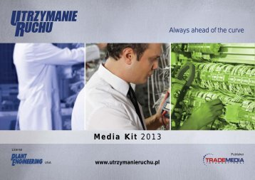 Media Kit 2013 - Utrzymanie Ruchu