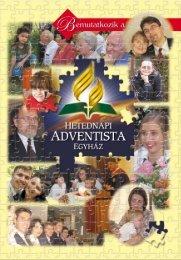Bemutatkozik a Hetednapi Adventista Egyház