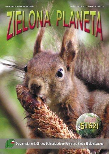 wrzesień – październik 2005 nakład 2000 egz. • issn 1426-6210