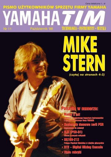 Nr 11 Październik '98