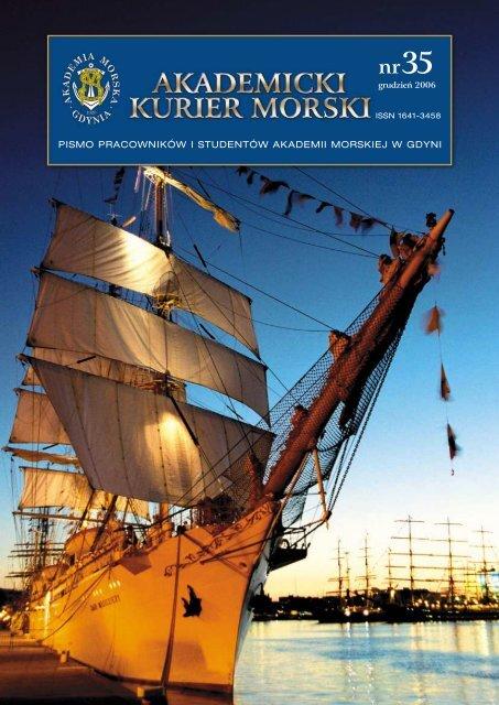 AKM nr 35 grudzień 2006 - Akademia Morska w Gdyni - Gdynia