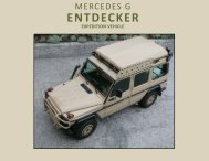 Entdecker pdf - Mercedes G Entdecker Gwagen Mercedes ...