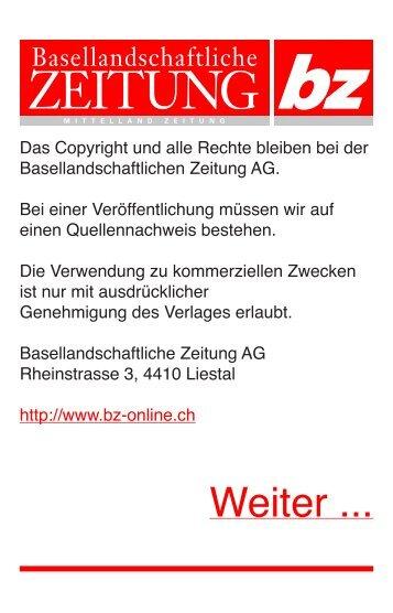 Basellandschaftliche - Florian Schneider