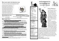 : .. Heilige Walburga - Katholische Pfarrei Herz Jesu