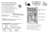 GDO 30.03.08 bis 06.04.08 - Katholische Pfarrei Herz Jesu