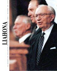 Liahona 1995 Octubre - LiahonaSud
