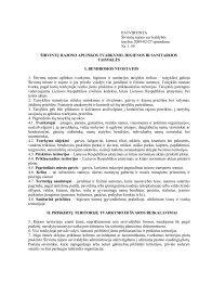 PATVIRTINTA Širvintų rajono savivaldybės tarybos 2009-02-27 ...