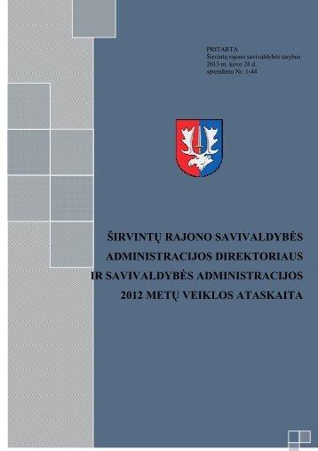 1-44 PRIEDAS Administracijos direktoriaus ir Sav. administracijos ...