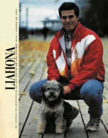 Liahona 1997 Agosto - LiahonaSud