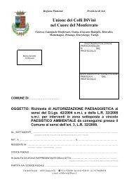 Domanda autorizzazione paesaggistica.pdf - Comuni in Rete
