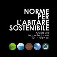 Guida alla Legge Regionale n° 13 del 2008 - Regione Puglia