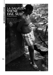 La salvezza viene dal Sud, di Gabriele Carchella - Aidos