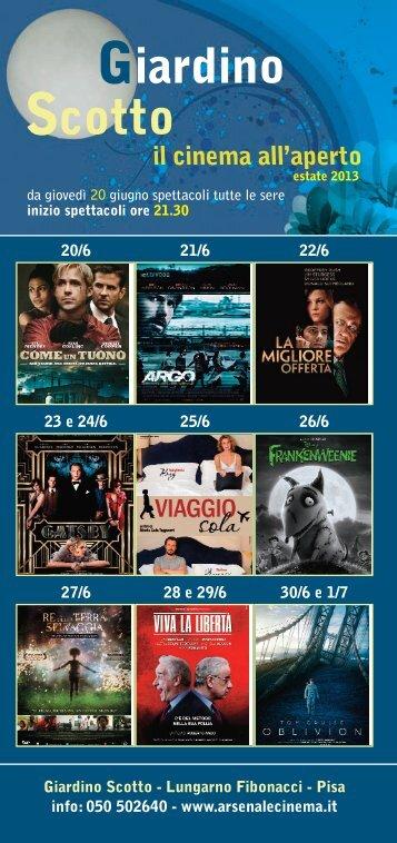 programma in PDF - Arsenale Cinema