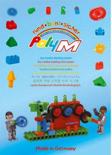 Poly-M Katalog (PDF) - Poly-M ist