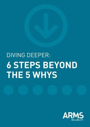 6 steps beyond the 5 Whys - AMMJ