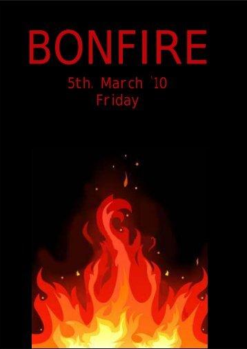 bonfire report - Roots School System