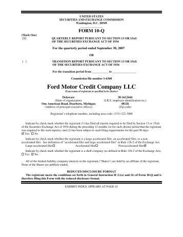 Ford motor company hedging yen foreign exchange exposure for Ford motor company credit