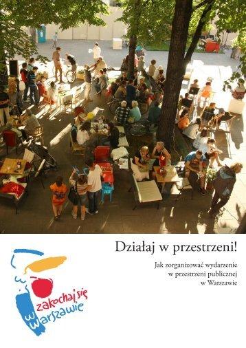 Działaj w przestrzeni! - NGO - Warszawa