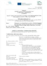 q - Veřejné zakázky - Cesnet