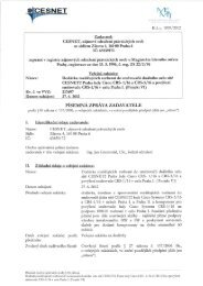 CESNET WF - Veřejné zakázky