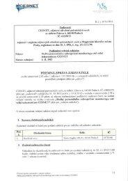 K č. j. 1076/2012 - Veřejné zakázky - Cesnet