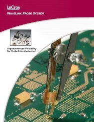 WaveLink Probe System - TRS-RenTelco