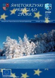 Listopad - Grudzień 2007r. - Nr 9 - Regionalny Program Operacyjny ...