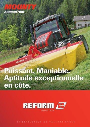 Français - Reform