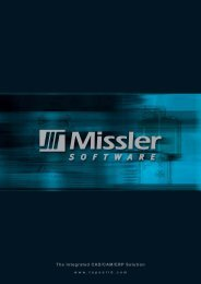 Missler Software Corporate 2007 - TopSolid