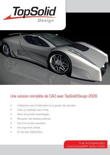 TopSolid'Design 2009
