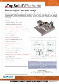 Swift electrode creation - TopSolid - Page 2