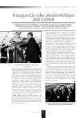 AKM nr 37 grudzień 2007 - Akademia Morska w Gdyni - Gdynia - Page 4