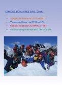 Classes de neige Valmalenco 2011 - Alpina - Page 2