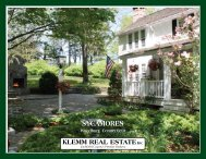 Download a PDF Brochure of this property - Klemm Real Estate, Inc.